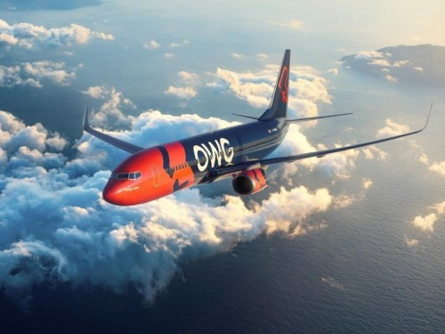 Celebrating 1 year: OWG acquires Boeing 737-800 from Frank DeMarinis