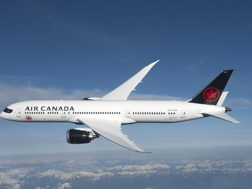Air Canada resumes direct flights from Toronto to Dublin