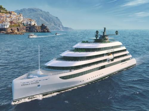 Emerald Azzurra to visit Saudi Arabia during inaugural season; 2 voyages unveiled