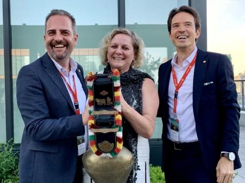 """Travel is possible"": Switzerland Tourism hosts summer launch, celebrates Ursula Beamish-Mader's retirement"