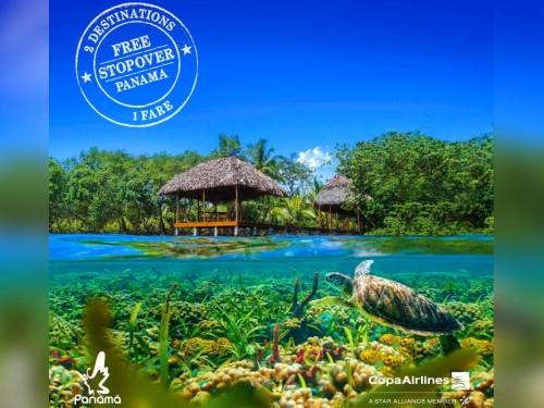 "Copa Airlines, Panama relaunch ""Stopover in Panama"" program"