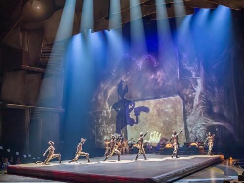 "Cirque Du Soleil, Disney's ""Drawn to Life"" premieres Nov. 18; tickets on sale Aug. 20"
