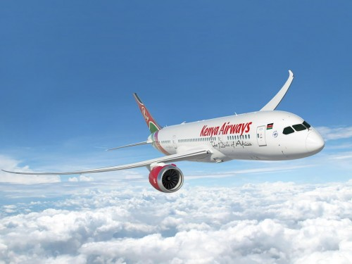 Kenya Airways appoints AirlinePros as GSA in Canada, Central & Latin America
