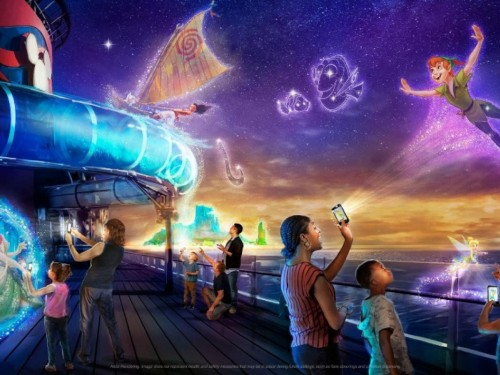 Disney Wish to debut first-of-its-kind immersive experience in June 2022