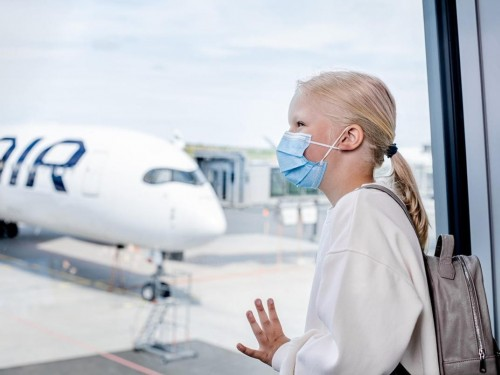 Finnair joins growing list of airlines banning fabric masks