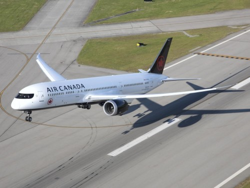 Air Canada now selling seats for Toronto-Munich