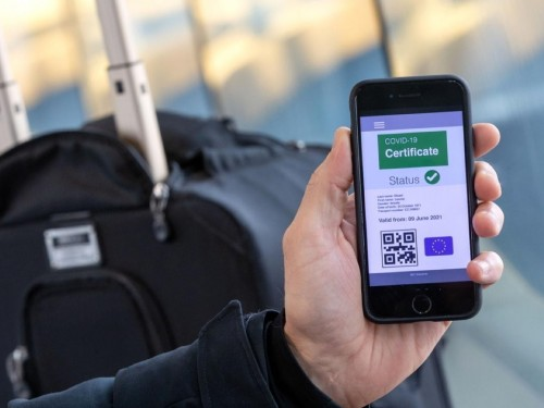 """EU's digital COVID certificate should """"serve as a blueprint for other nations,"""" IATA says"""