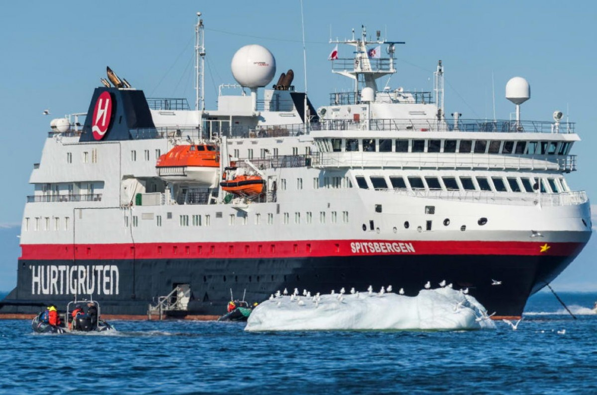 Hurtigruten adds Russia to its list of destinations