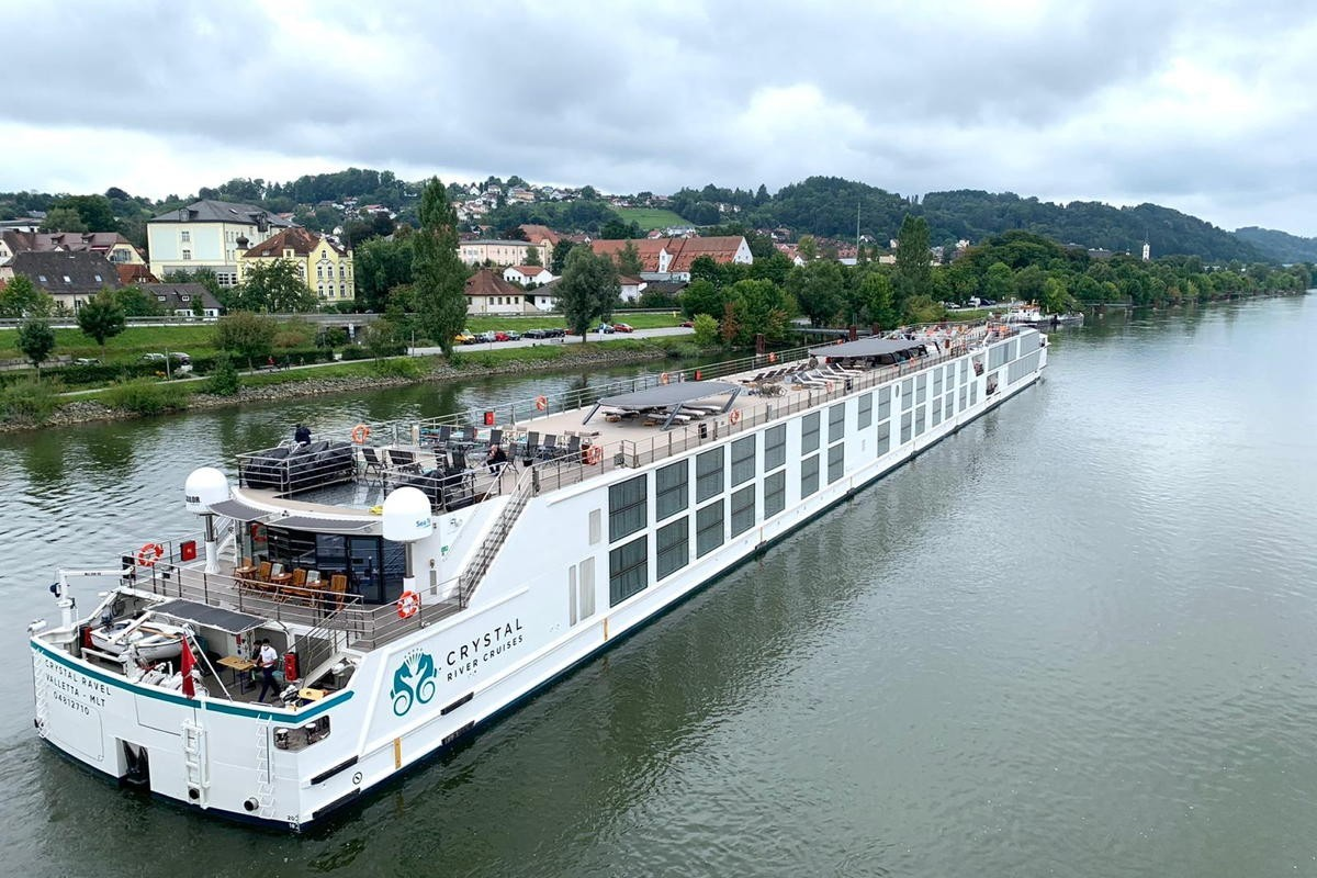 Crystal returns to Europe's rivers