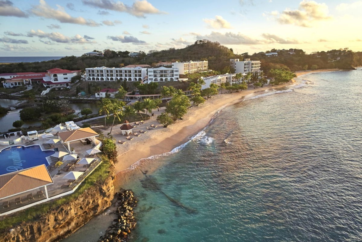 Royalton Grenada Resort to reopen on Oct. 1, 2021