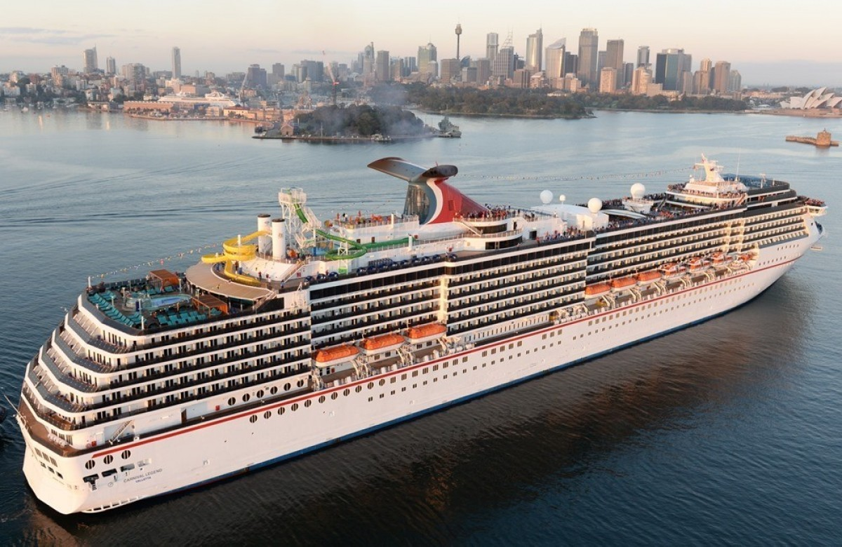 Carnival set to have 15 ships sailing from 7 U.S. homeports by mid-Nov.