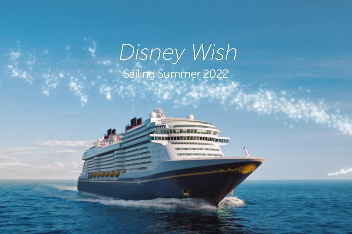VIDEOTORIAL: Discover a Wish Come True with Disney Cruise Line