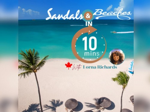 Sandals hosting 10-min virtual training sessions for Canadian agents