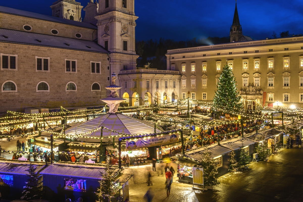 Happy holidays: G Adventures debuts first Christmas market tours in Europe