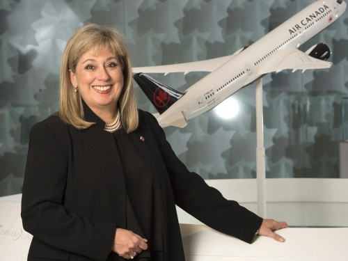 """""""Signs of recovery are all around us"""": Air Canada's Lucie Guillemette updates trade at 2021 ACTA Summit"""