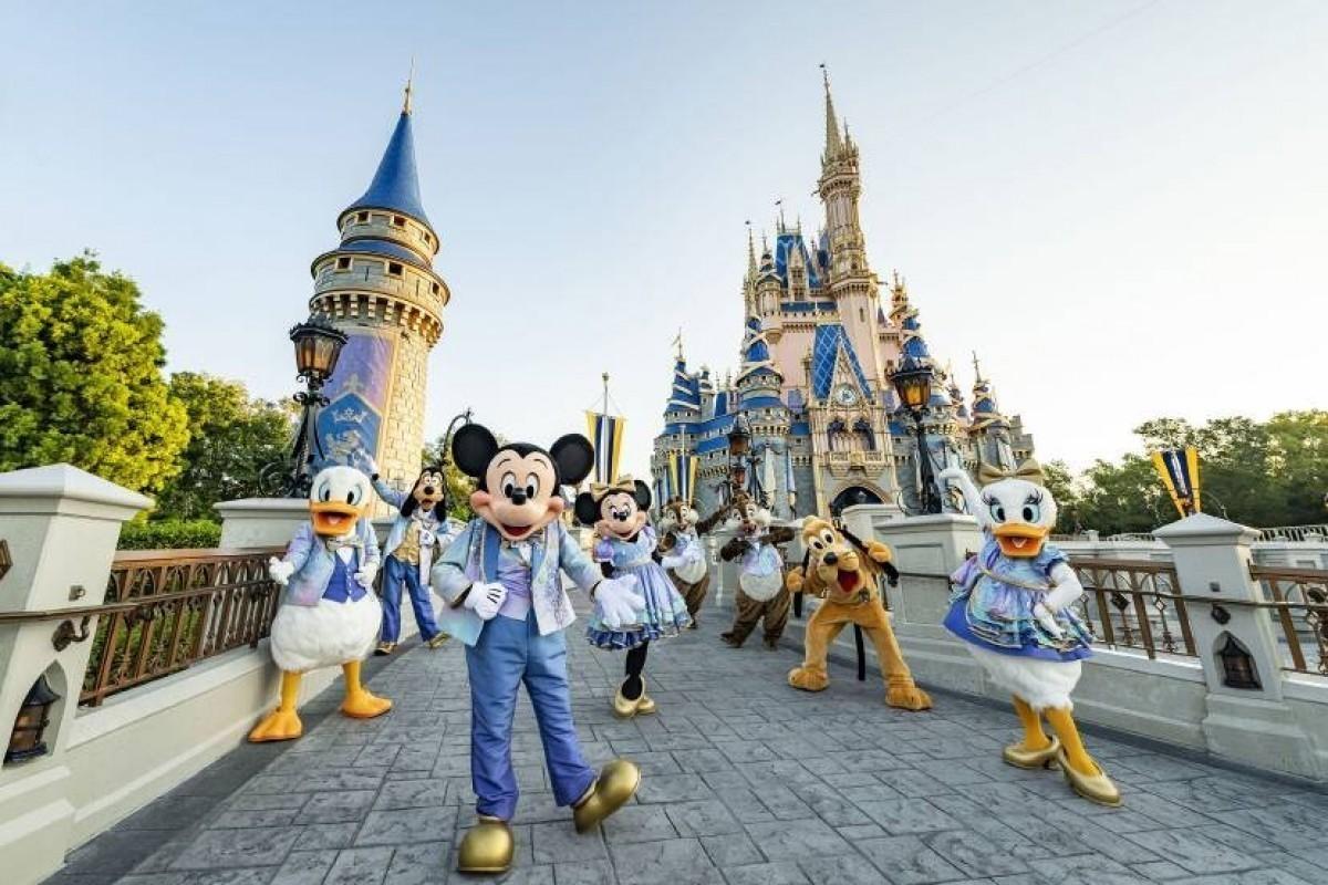 Disney World's 50th anniversary has begun. Here's what's in store.