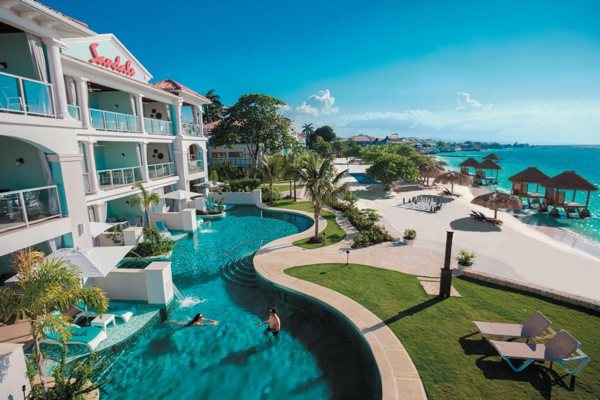 Sandals celebrates 40 years with Caribbean investments, nods to nostalgia