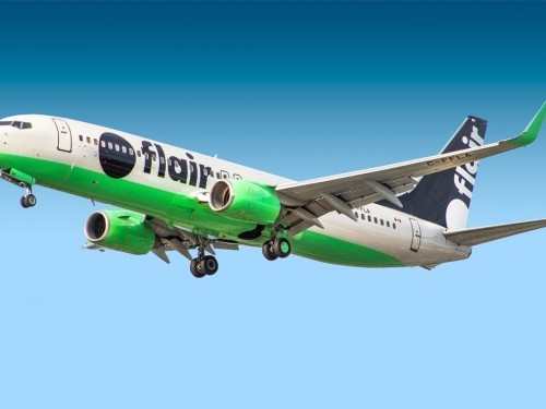 Flair grows schedule 33% in Canada & U.S. with four new aircraft