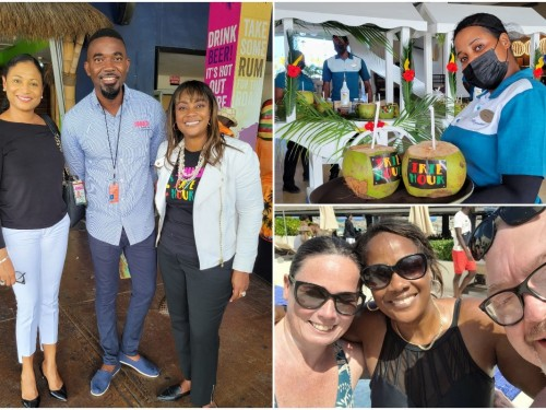 PHOTOS: Scenes from the JTB's Irie Hour FAM in Jamaica!